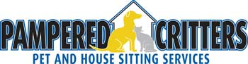 Pampered Critters Pet and House Sitting Services - Logo